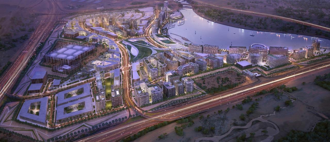 Dubai design district dubai for Hotel dubai design district